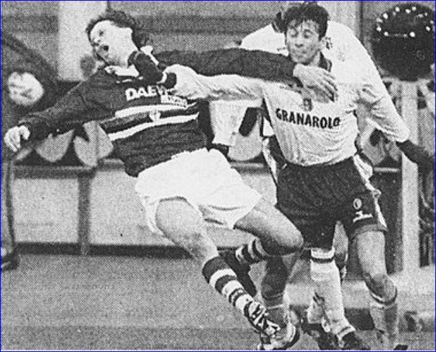 Serie A 1998/99: Sampdoria-Bologna 1-1