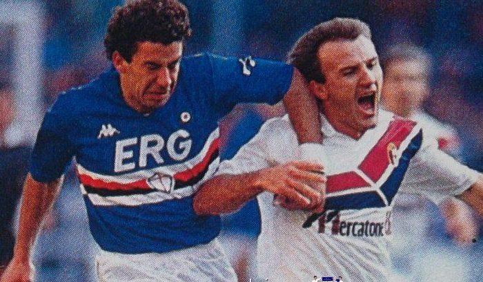 Serie A 1989/90: Sampdoria-Bologna 3-0