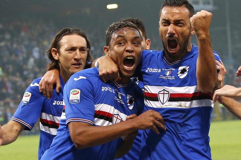 Serie A 2016/17: Sampdoria-Bologna 3-1
