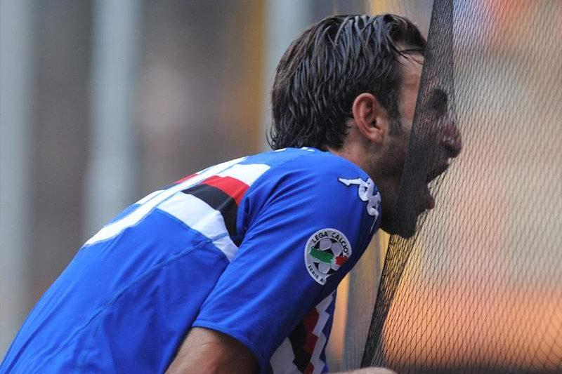Serie A 2008/09: Sampdoria-Bologna 2-0