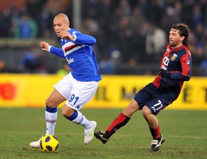 Simone Zaza (Sampdoria 2010/11)