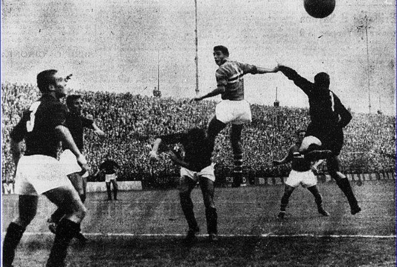Serie A 1960/61: Torino-Sampdoria 0-1