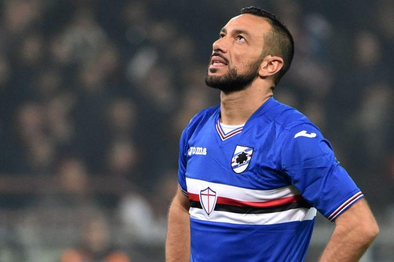 Serie A: Fabio Quagliarella 8° tra i bomber del 2020