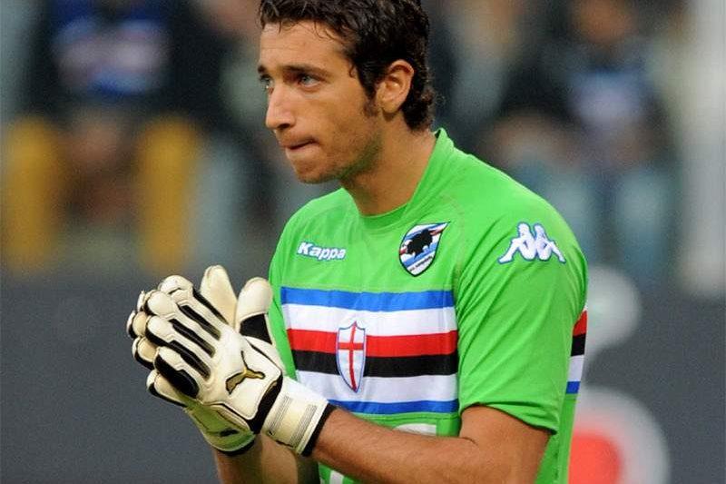 Antonio Mirante (Sampdoria 2007-2009)