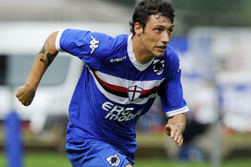 Mattia Mustacchio (Sampdoria 2008/09)
