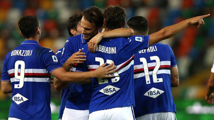 Classifica serie A del 2020: Sampdoria all'11° posto