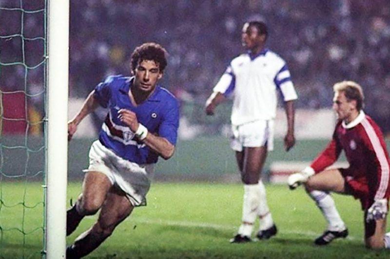 Sampdoria – Partite ufficiali 1989/90
