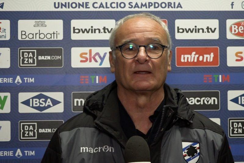 Sampdoria-Sassuolo 2-3: video di azioni e interviste