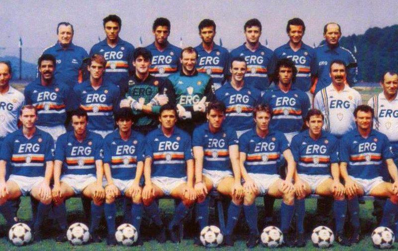 Sampdoria – Stagione 1988/89