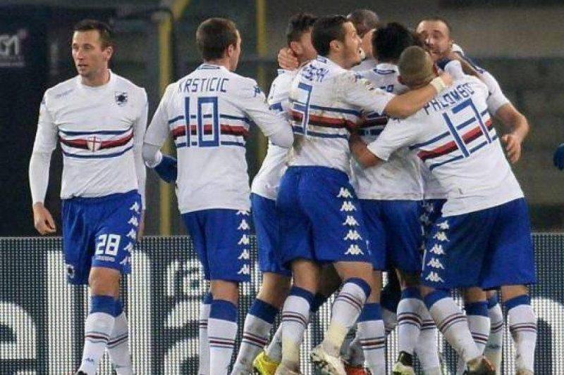 Serie A 2014/15: Hellas Verona-Sampdoria 1-3