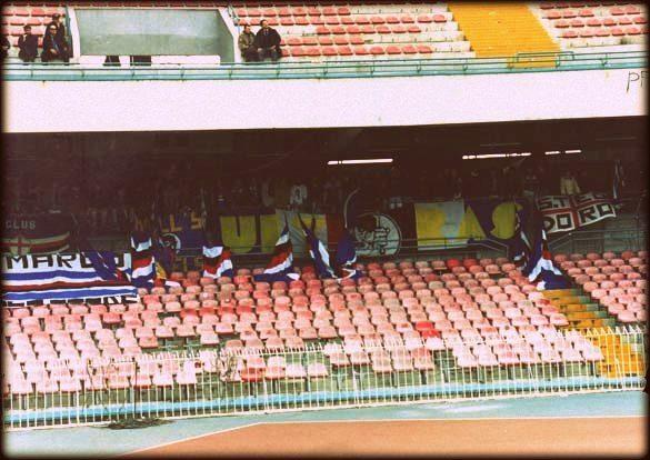 Serie A 1997/98: Napoli-Sampdoria 0-2