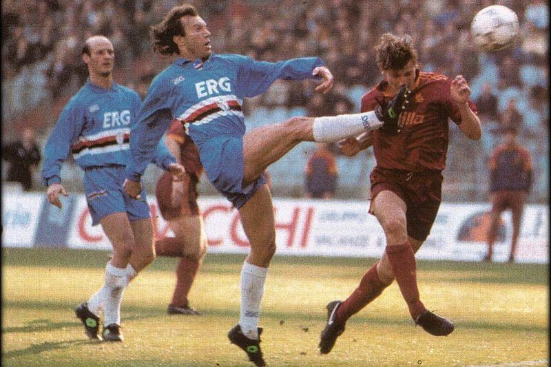 Serie A 1993/94: Roma-Sampdoria 0-1