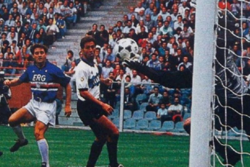 Serie A 1989/90: Sampdoria-Inter 2-0