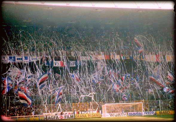 Serie A 1990/91: Sampdoria-Milan 2-0