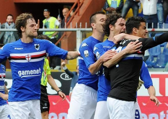 Serie B (play off) 2011/12: Sampdoria-Sassuolo 2-1