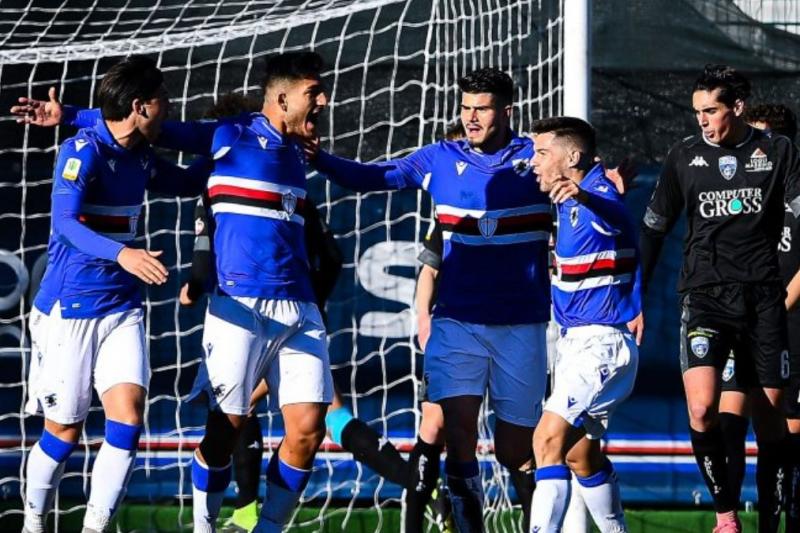 Primavera 2020/21: Sampdoria-Empoli 4-1