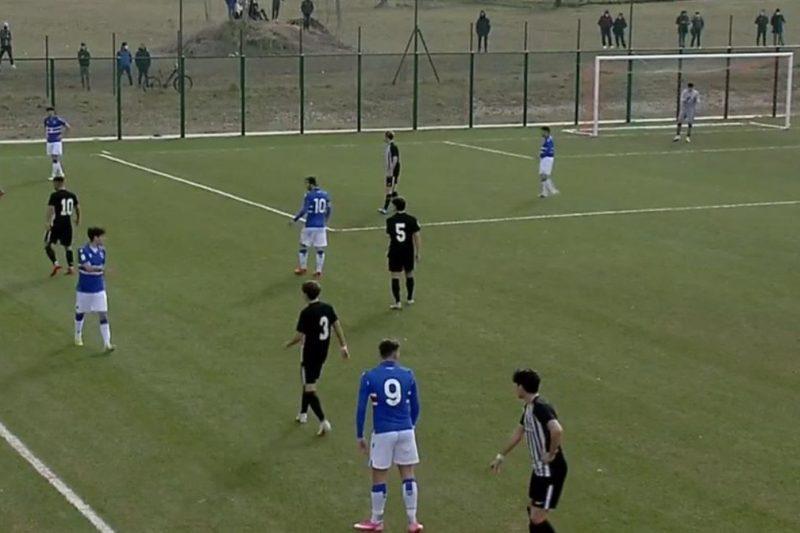Primavera 2020/21: Ascoli-Sampdoria 1-3