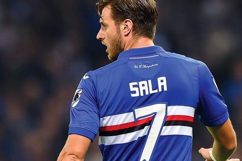 Jacopo Sala (Sampdoria 2016-2019)