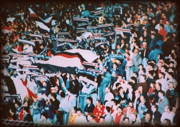Coppa Coppe 1990/91: Kaiserslautern-Sampdoria 1-0