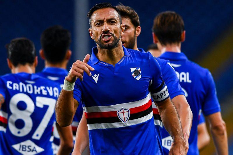 Confronto campionati passati della Sampdoria (18° giornata)