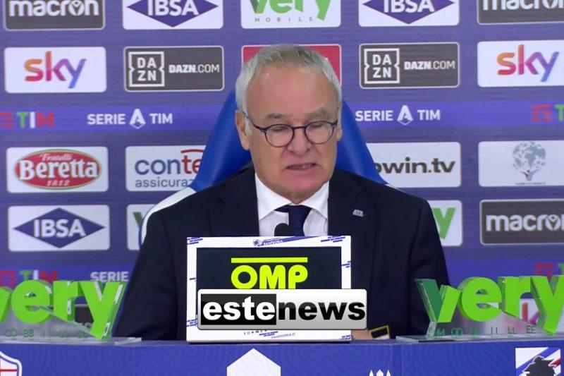 Sampdoria-Udinese 2-1: video di azioni e interviste