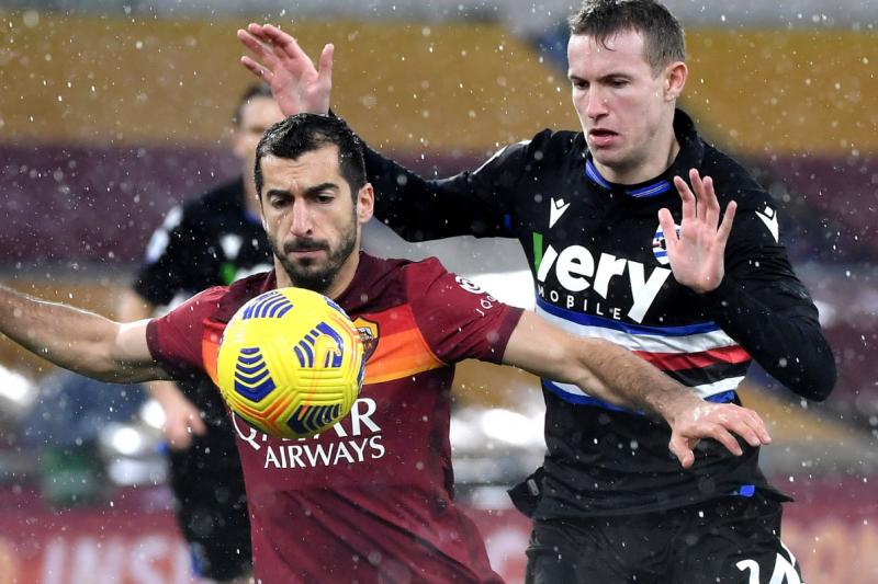 Roma-Sampdoria 1-0: commento e pagelle