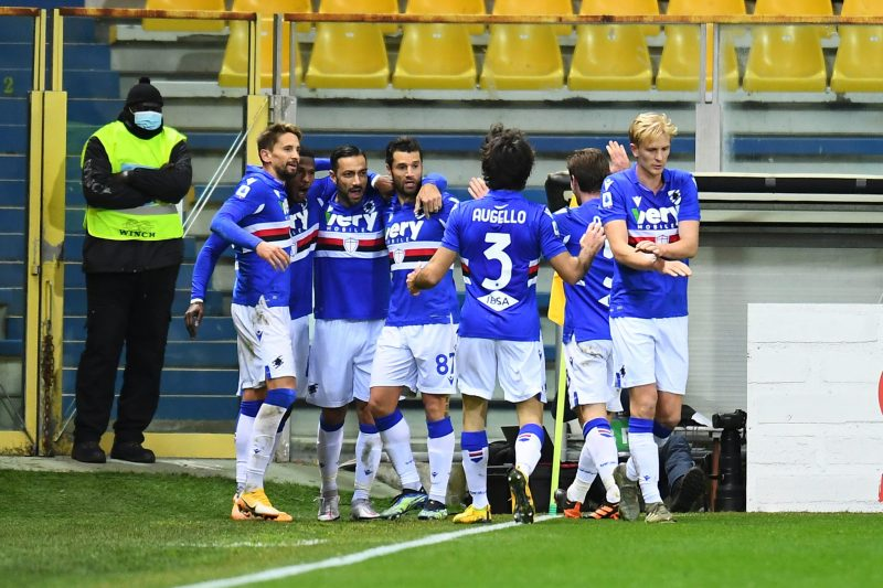 Parma-Sampdoria 0-2: rassegna video