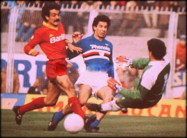 Serie A 1984/85: Sampdoria-Roma 3-0
