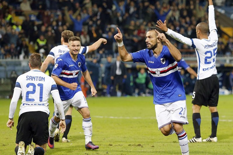Serie A 2016/17: Sampdoria-Inter 1-0