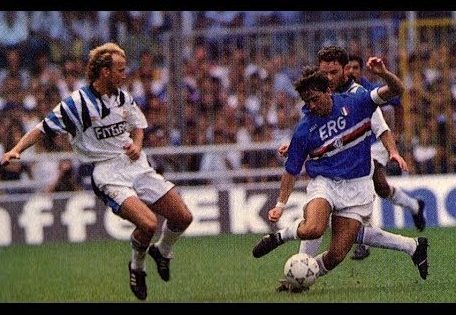 Serie A 1991/92: Sampdoria-Inter 4-0