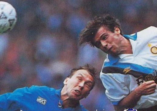 Serie A 1993/94: Sampdoria-Inter 3-1
