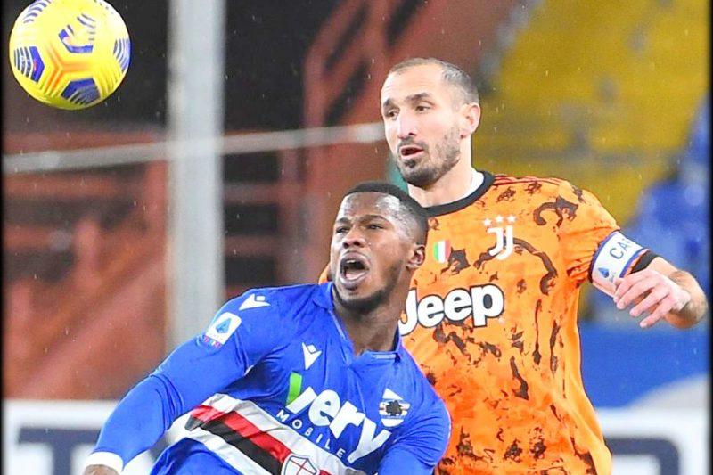 Sampdoria-Juventus 0-2: rassegna video