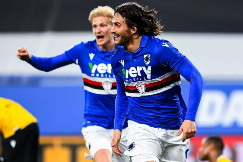 Sampdoria-Udinese 2-1: commento e pagelle