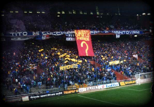 Serie A 1995/96: Sampdoria-Udinese 1-0
