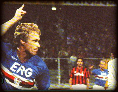 Supercoppa UEFA 1990: Sampdoria-Milan 1-1