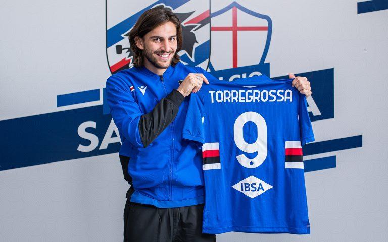 Ernesto Torregrossa alla Sampdoria (prestito + o.r.)