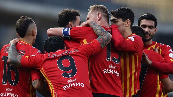 Analisi sul Benevento 2020/21 (ritorno)