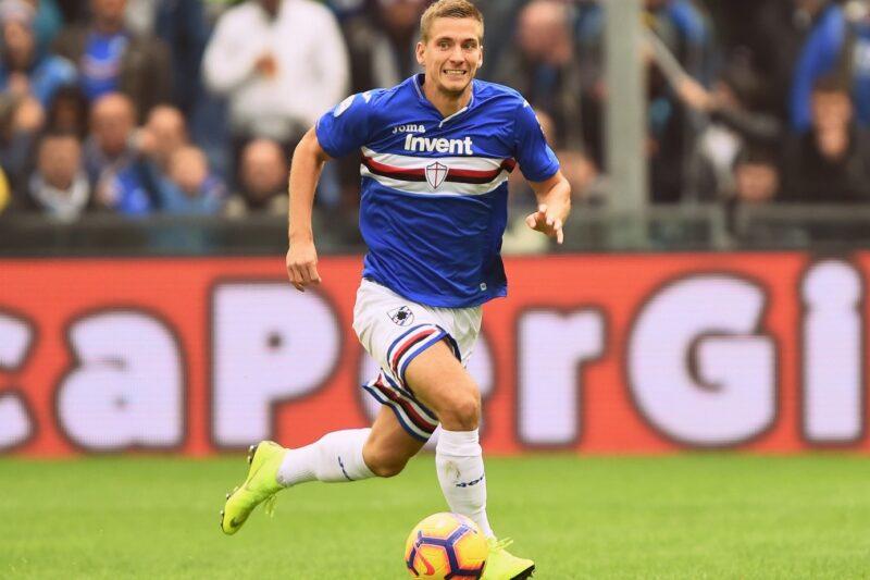 Dennis Praet (Sampdoria 2016-2019)
