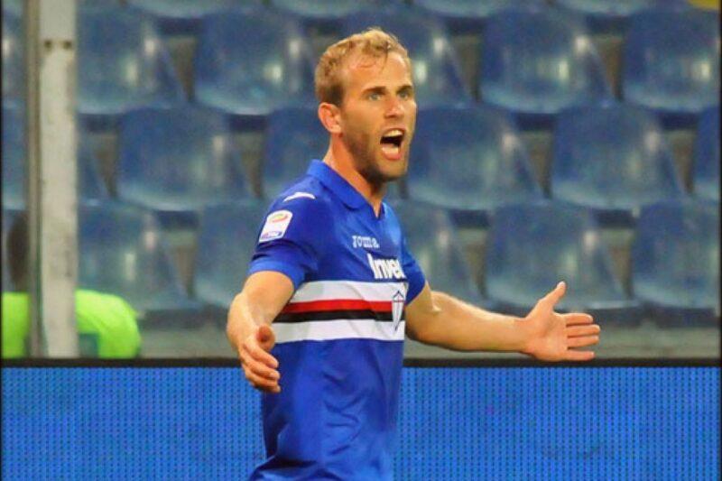 Ivan Strinic (Sampdoria 2017/18)
