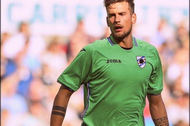 Andrea Tozzo (Sampdoria 2013/14 e 2016-2018)