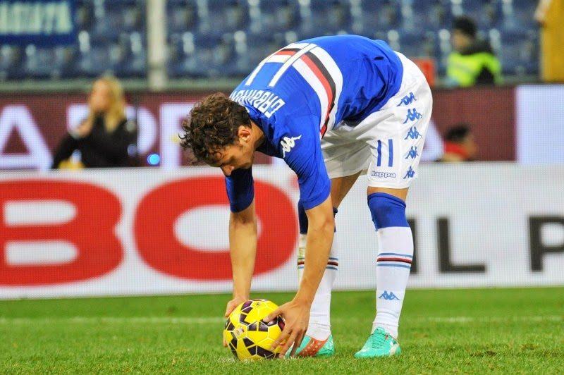 Coppa Italia 2014/15: Sampdoria-Brescia 2-0