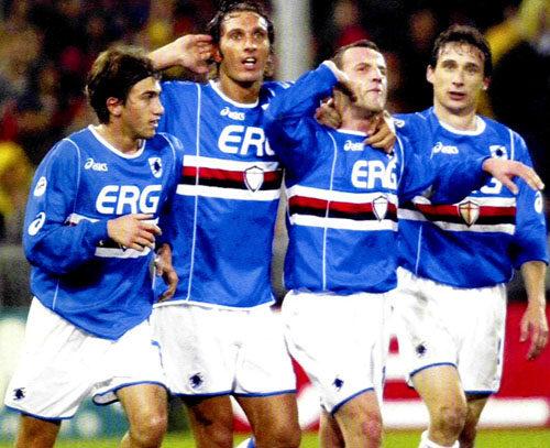 Serie B 2002/03: Sampdoria-Cagliari 3-1