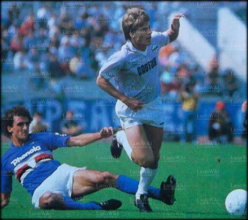 Serie A 1984/85: Lazio-Sampdoria 0-3