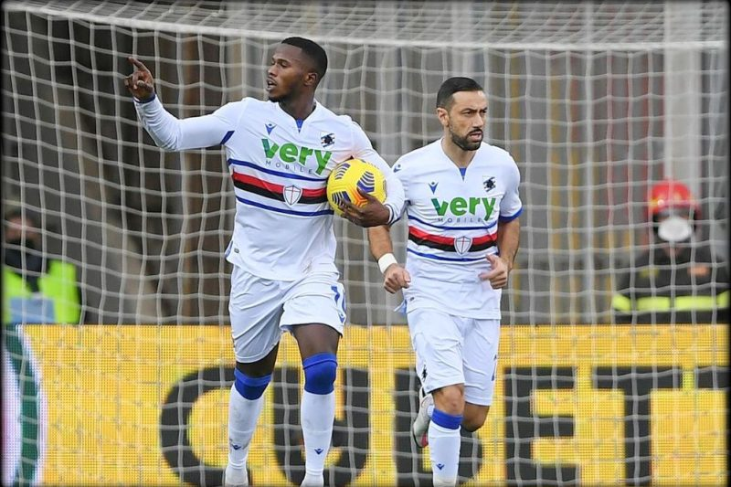 Benevento-Sampdoria 1-1: commento e pagelle