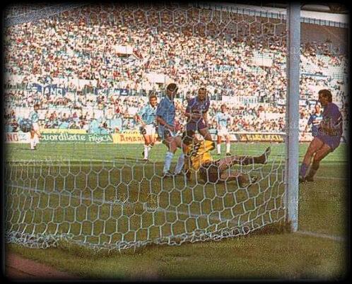 Serie A 1991/92: Lazio-Sampdoria 1-2