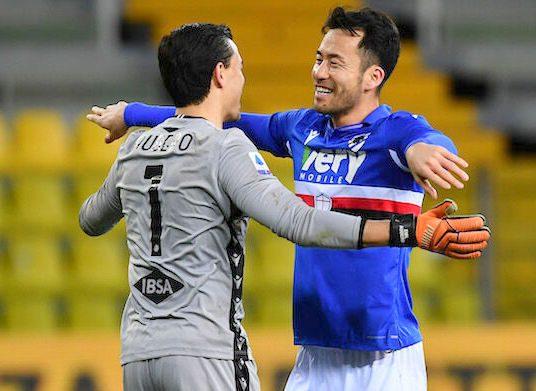 Sampdoria 2020/21: medie voto dopo 23 partite