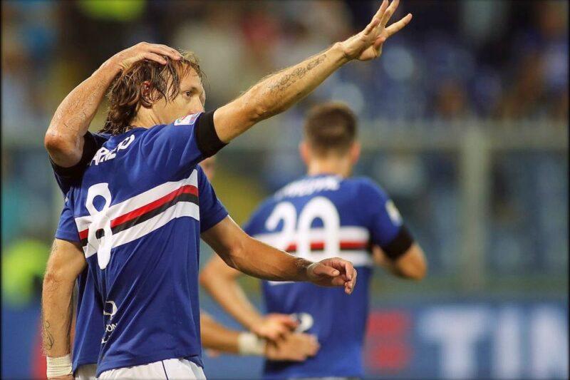 Serie a 2016/17: Sampdoria-Atalanta 2-1
