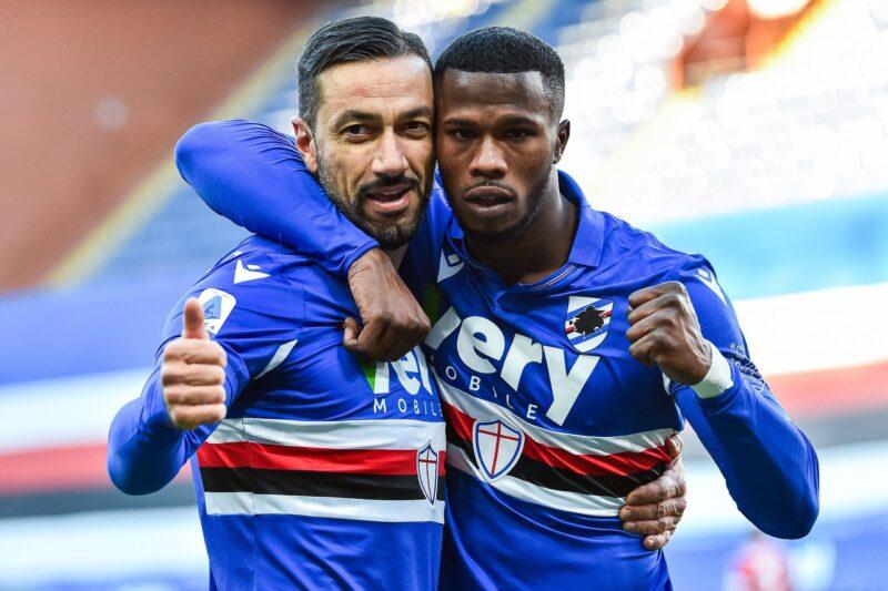 Sampdoria-Fiorentina 2-1: rassegna video