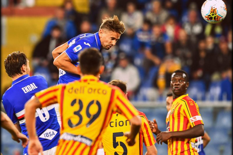 Serie A 2019/20: Sampdoria-Lecce 1-1