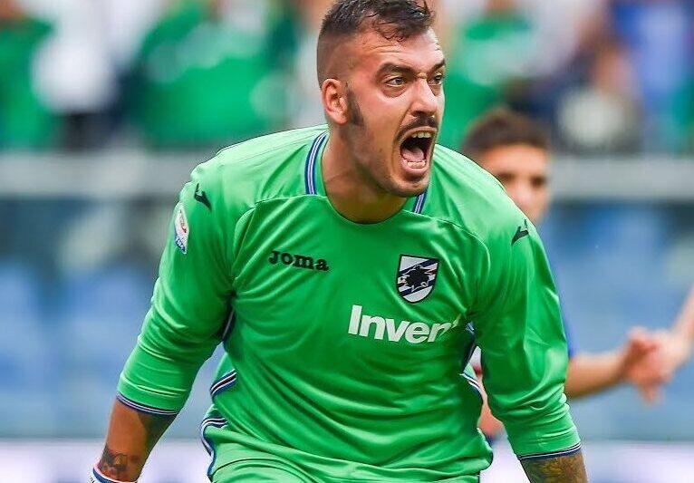Emiliano Viviano (Sampdoria 2014-2018)